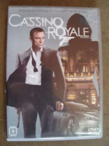 dvd cassino royale james bond 007 49