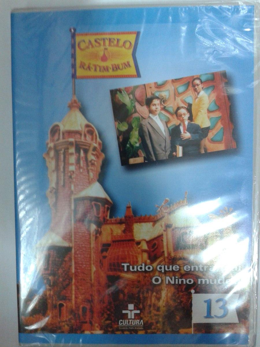 dvd castelo ratimbum