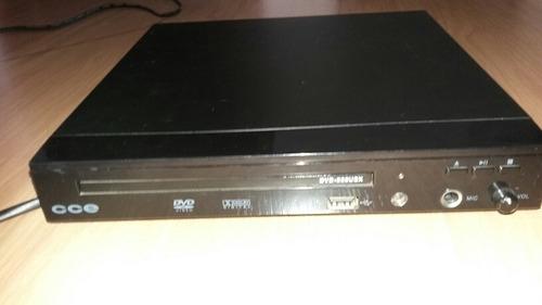 dvd cce 520usx - não liga