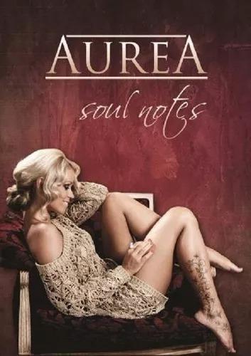 dvd+cd-aurea-soul notes-lacrado de fabrica