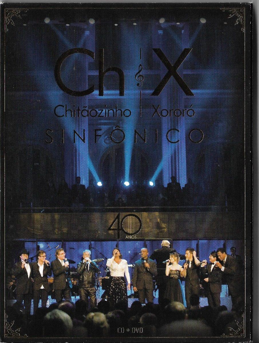 ANOS DVD NOVA DOWNLOAD XORORO E GRÁTIS CHITAOZINHO GERAO 40