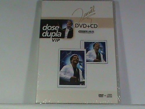 dvd + cd - daniel - dose dupla - (novo - original - lacrado)