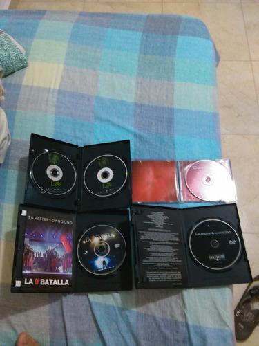 dvd cd diomedes korn silvestre barato economico remate