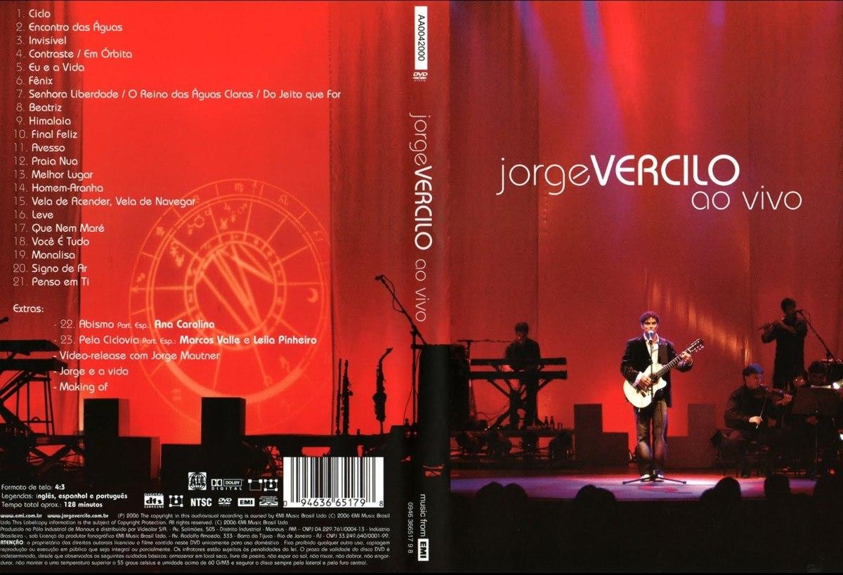 cd de jorge vercilo ao vivo gratis
