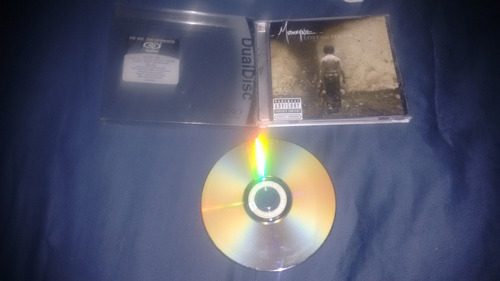dvd-cd nudvayne lost and found en formato dvd-cd,excelente