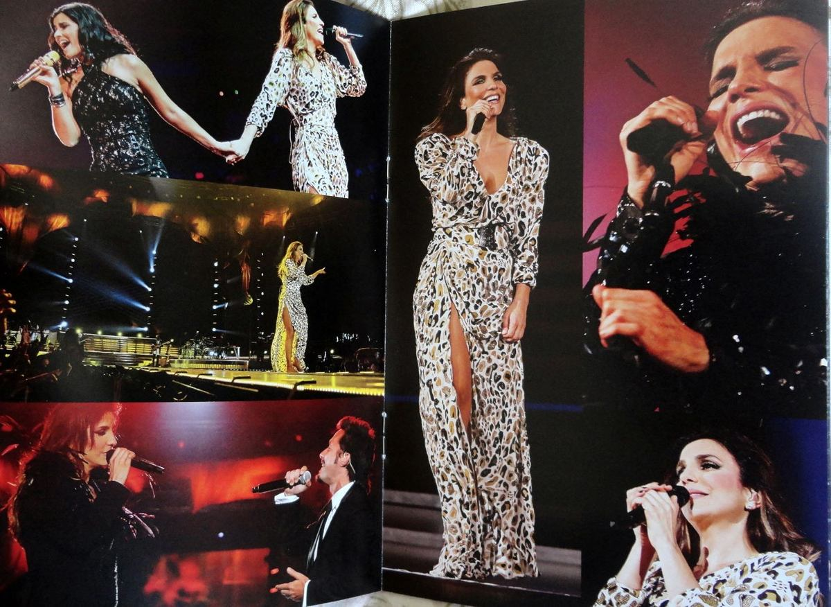 o dvd de ivete sangalo no madison square garden