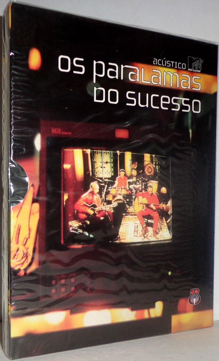 dvd paralamas do sucesso acustico mtv