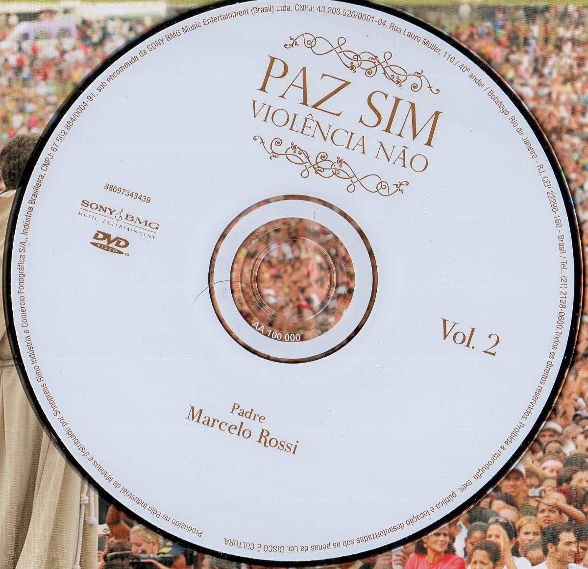 PAZ SIM 1 PADRE CD NO BAIXAR MARCELO VIOLENCIA ROSSI