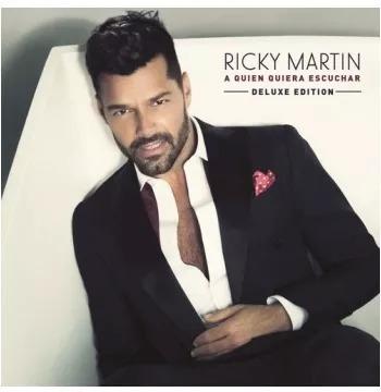 dvd + cd rick martin - vídeo collection