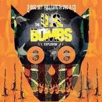 dvd+cd the u.s. bombs explosion - importado
