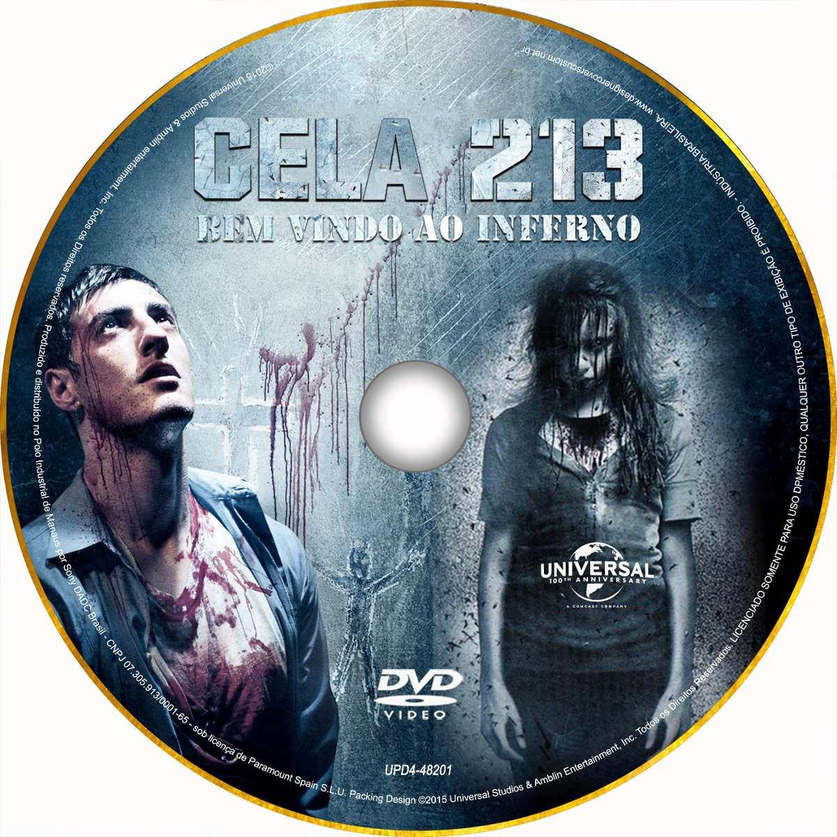 Bem Vindos Ao Inferno Elenco: Dvd Cela 213 Bem-vindo Ao Inferno