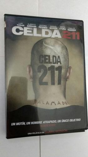 dvd celda 211 envio gratis por dhl o fedex