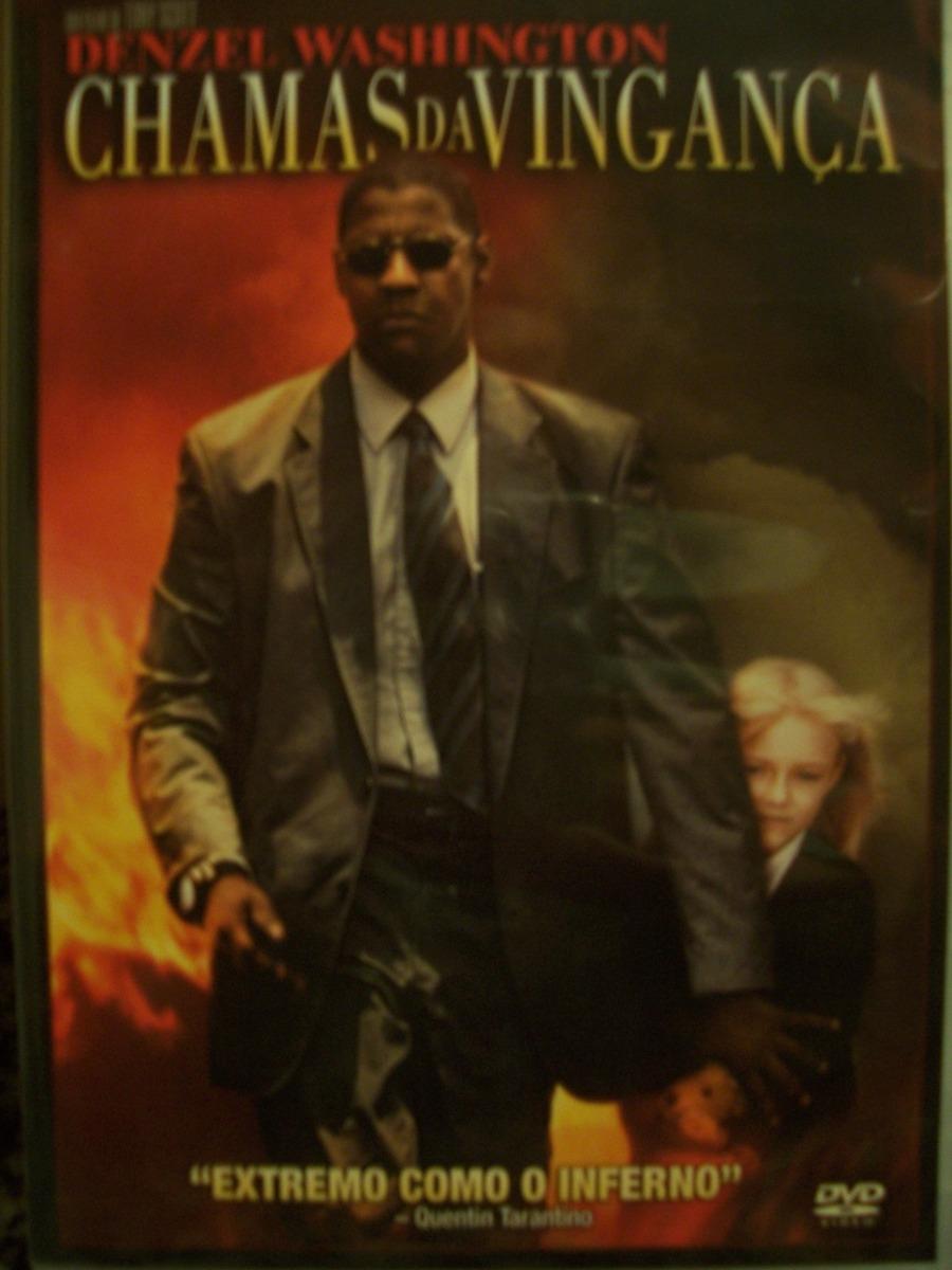 Inferno Em Chamas Delightful dvd - chamas da vingança - denzel washington - r$ 15,00 em mercado