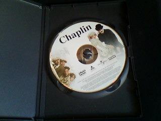 dvd chaplin