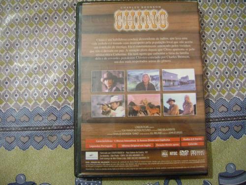 dvd charles bronson chino