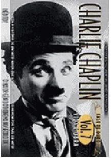 dvd - charles chaplin - a fase de ouro volume 7