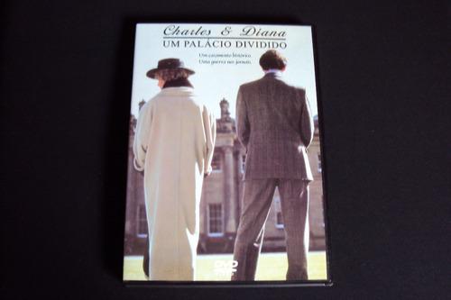 dvd charles & diana um palacio dividido (original)