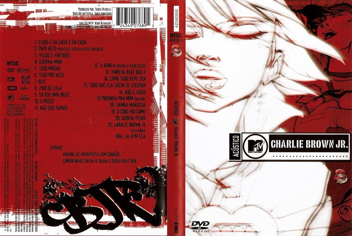 Download charlie brown jr acústico mtv (2003) rock download.