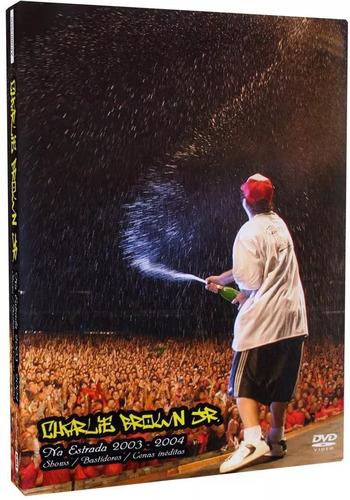 dvd-charlie brown jr-na estrada-2003-2004