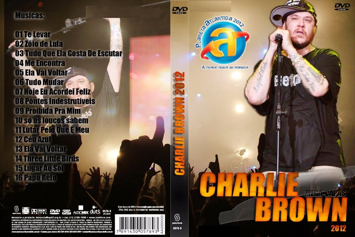 cd charlie brown jr planeta atlantida 2012