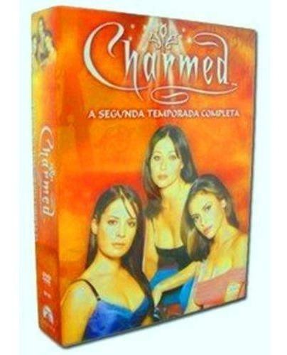 dvd charmed - 2ª temporada - 6 discos
