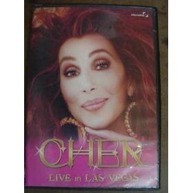 dvd cher , live in las vegas