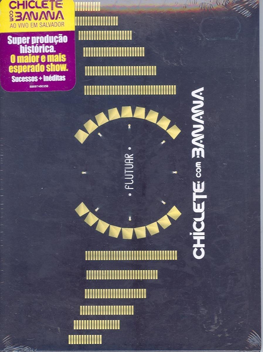 audio dvd chiclete com banana flutuar