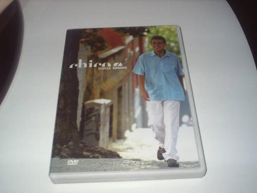 dvd  chico buarque romance  e2b4