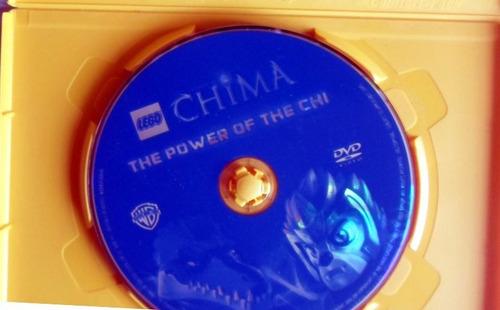 dvd chima el poder del chi