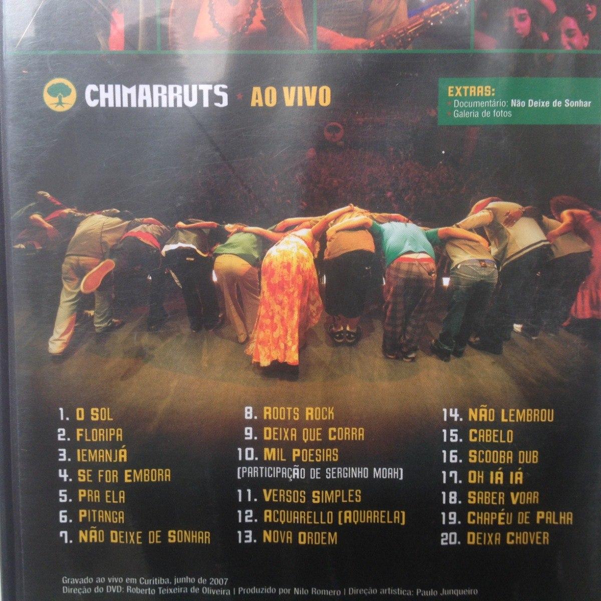 dvd gratis chimarruts