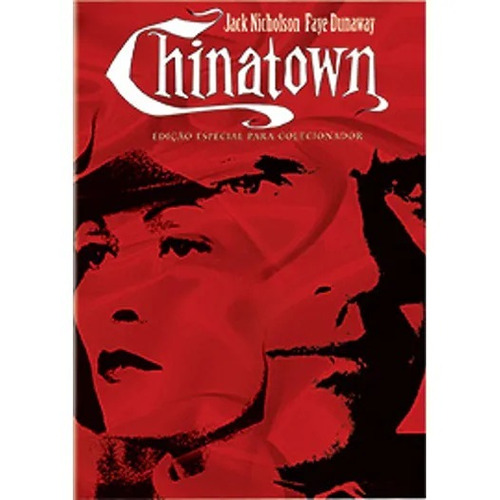 dvd chinatown de polanski, jack nicholson / faye dunaway  +