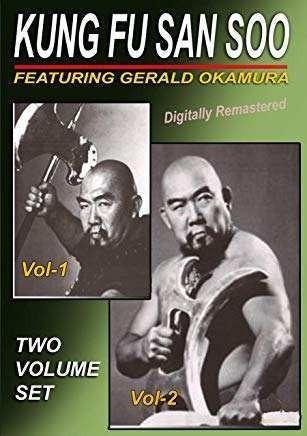 dvd chinese kung fu san soo 2 volume instruct envío gratis