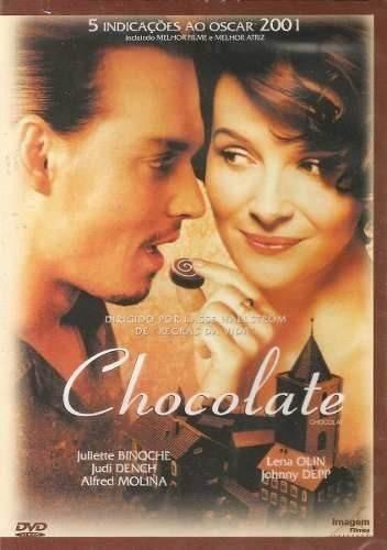 dvd - chocolate