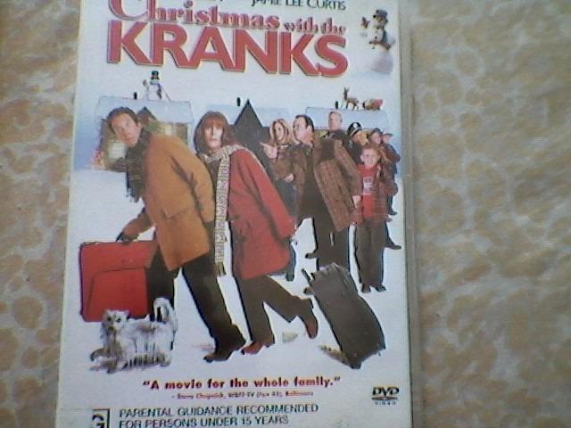 Christmas With The Kranks Dvd.Dvd Christmas With The Kranks Leia A Descricao