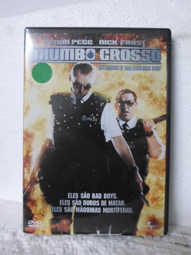 dvd chumbo grosso - original