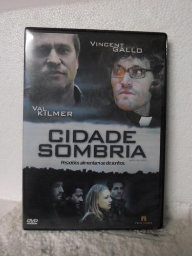 dvd cidade sombria - original