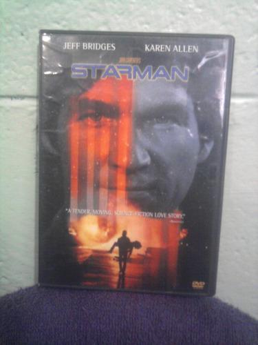 dvd ciencia ficción starman el hombre de las estrellas