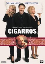 dvd cigarros - smoke con william hurt y harvey keitel nueva