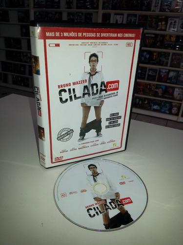 dvd cilada.com - filme original