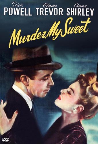 dvd cine clásico - murder, my sweet con dick powell
