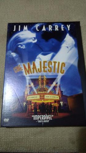 dvd cine majestic jim carrey