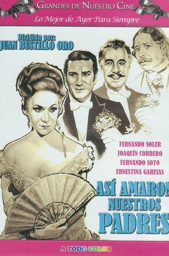 dvd cine mexicano de oro asi amaron nuestros padres tampico