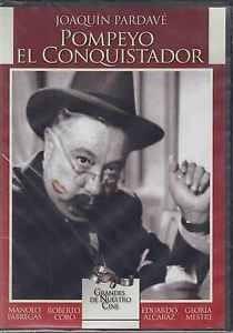 dvd cine mexicano joaquin pardave pompeyo el conquistador