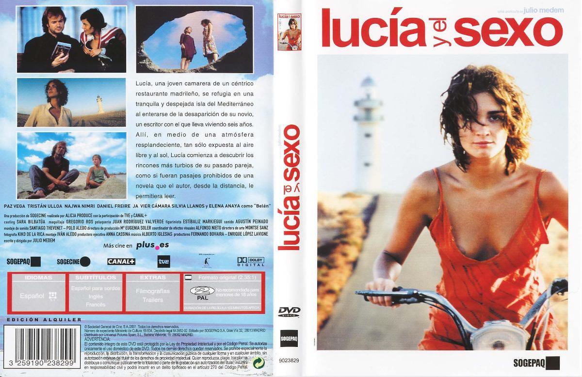 Lucia y el sexo movie sexy pic