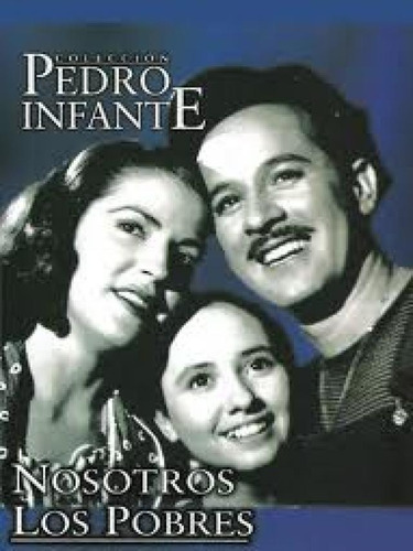 dvd cine mexicano nosotros los pobres pedro infante ismael r