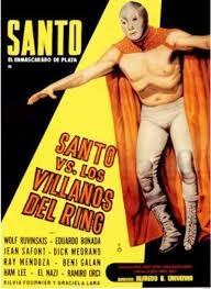 dvd cine mexicano santo vs los villanos del ring tampico