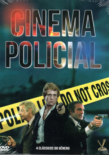 dvd cinema policial 1 sem cards - versatil - bonellihq m20