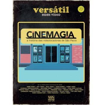 dvd cinemagia história das videolocadoras de s paulo  2017 +