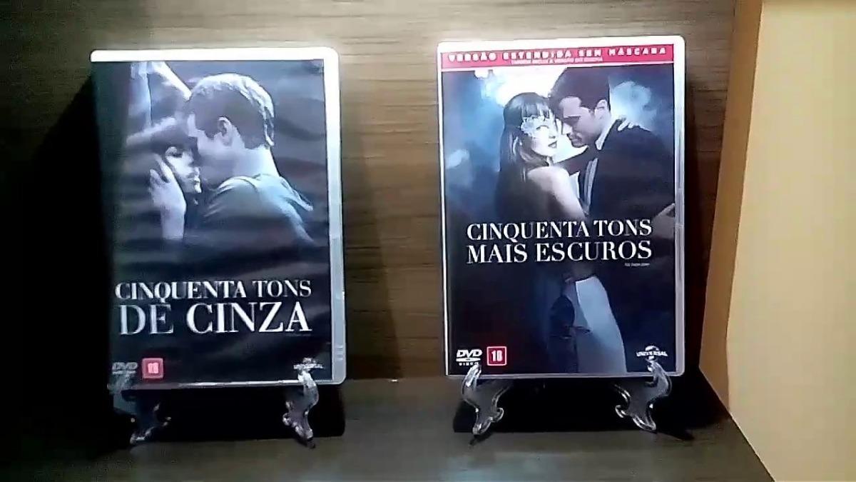 50 Tons Mais Escuros Filme Completo Dublado Completo dvd cinquenta tons cinza+escuros+liberdade dublado e leg