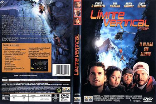 dvd clasic limite vertical limit muerte en los andes tampico
